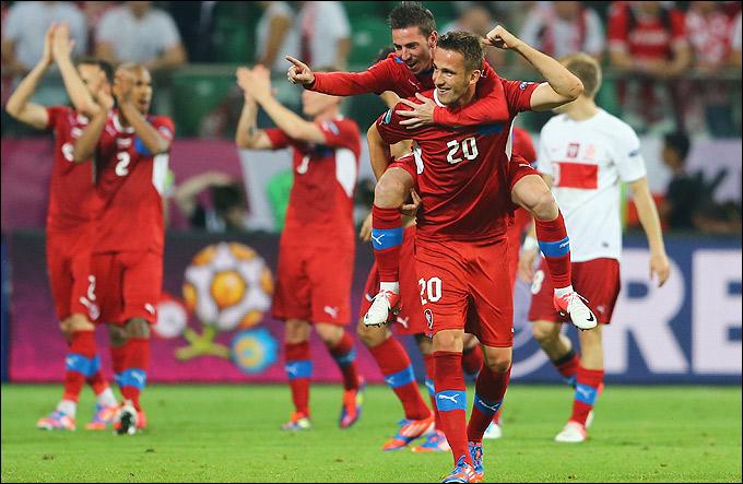 Чешское счастье