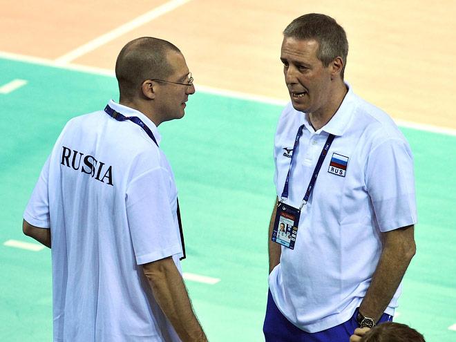 До прихода в сборную России Баньоли не работал с национальными командами