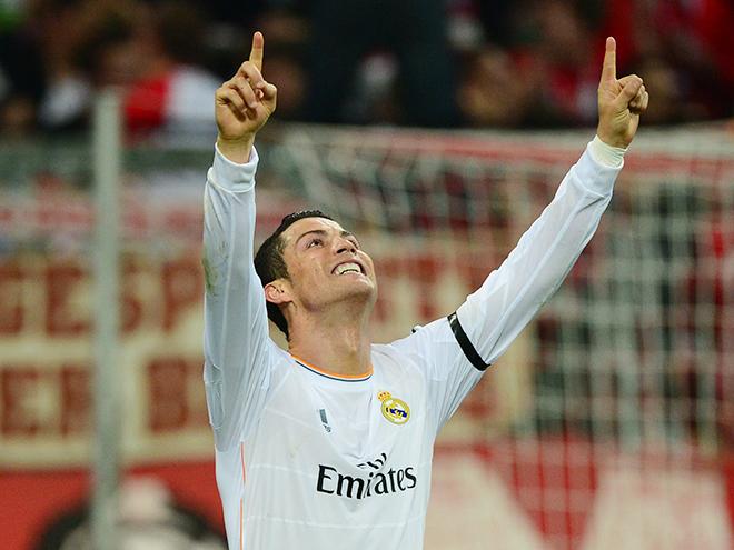 Криштиану Роналду обошёлся «Реалу» в € 94 млн
