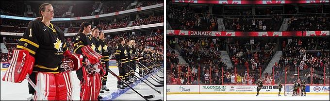 Сборная Канады — главный фаворит чемпионата мира