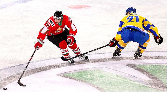 16 апреля 2012 года. Любляна. Чемпионат мира, дивизион I. Венгрия — Украина — 3:1
