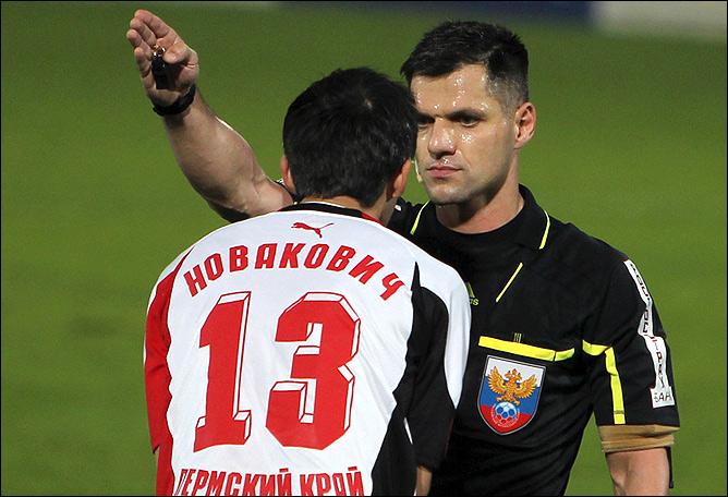 Митар Новакович и Игорь Федотов