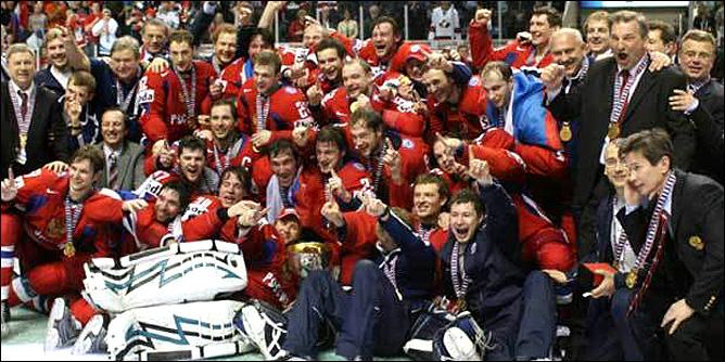Чемпионат мира-2008. Финал. Россия – Канада – 5:4