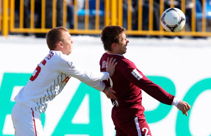 Ренат Янбаев и Олег Кузьмин