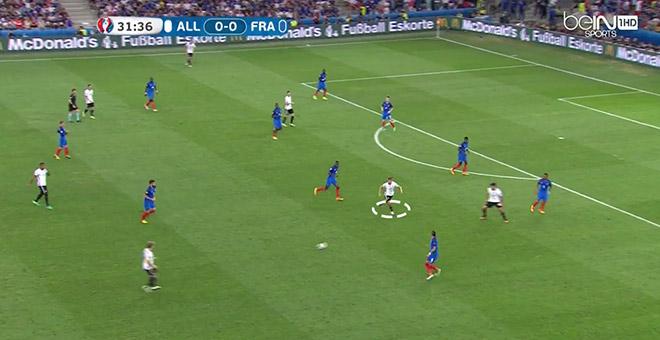 Почему Томас Мюллер так и не забил на Евро