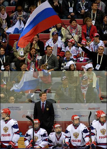 Игорь Кравчук и его команда