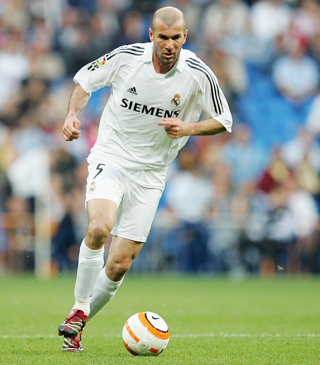 Зинедин Зидан обошёлся «Реалу» в € 75 млн