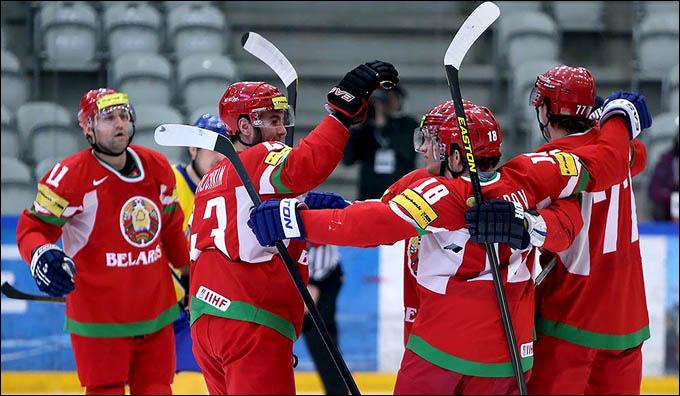Почему сборная Белоруссии провалилась