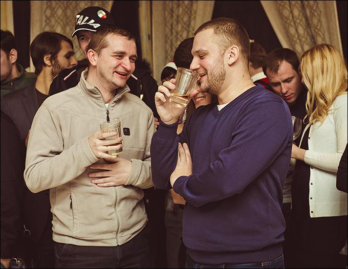 Максим Трохимчук и Алексей Агеев