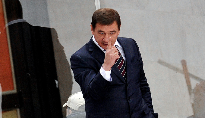 Валерий Брагин — уже не тренер ЦСКА