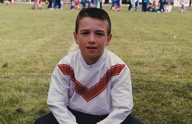 10-летний Вальбуэна в форме «Бордо»