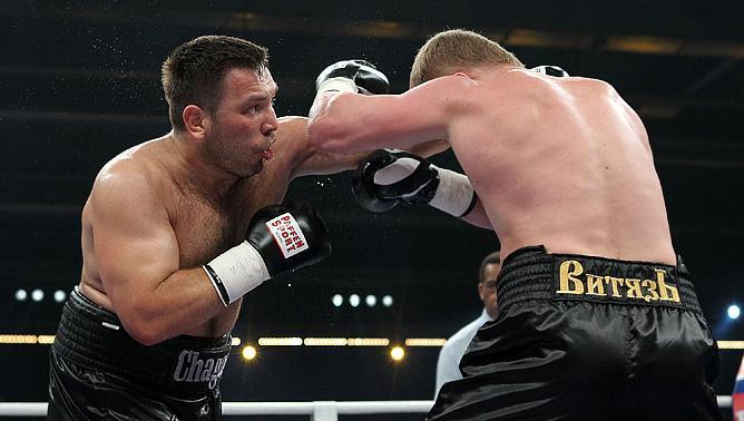 Поветкин победил Чагаева
