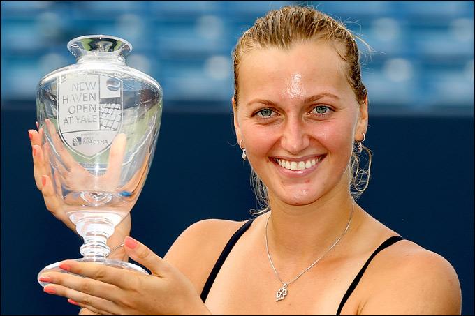Петра Квитова завоевала второй трофей в сезоне
