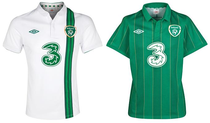 Форма сборной Ирландии