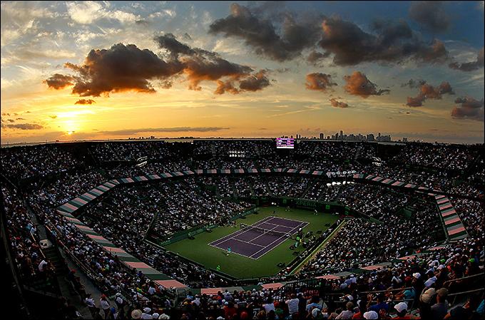 Турнир WTA/Premier. Майами (Флорида, США). Sony Ericsson Open.