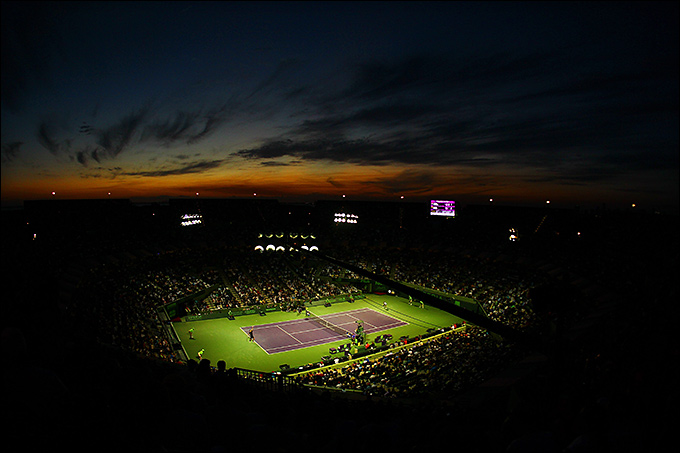 Турнир ATP World Tour Masters 1000. Майами (Флорида, США). Sony Ericsson Open.