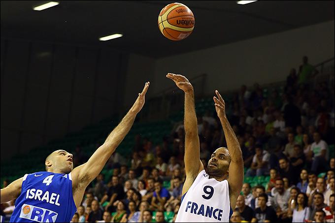 Франция — Израиль — 82:63