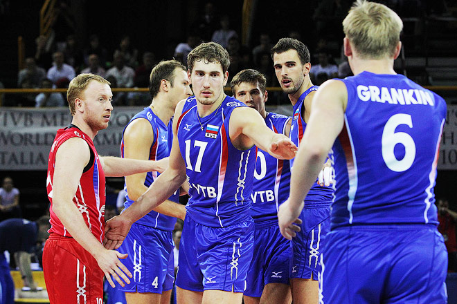 На чемпионате мира 2010 года россияне заняли пятое место