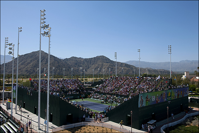 Турнир ATP World Tour Masters 1000. Индиан-Уэллс (Калифорния, США). BNP Paribas Open