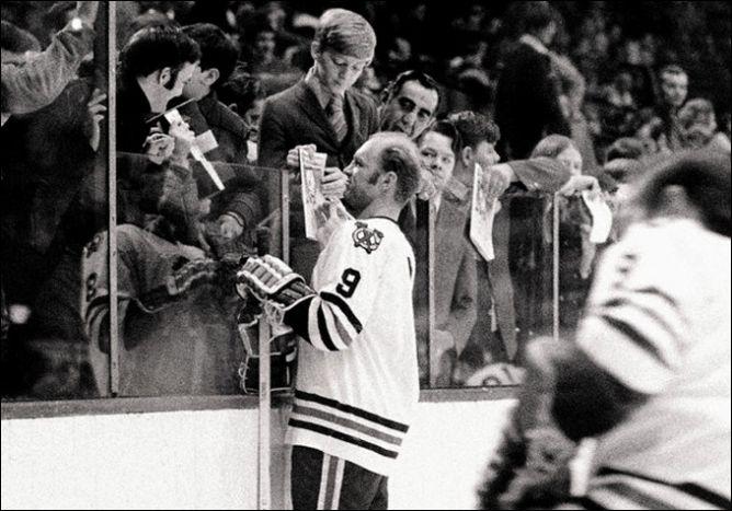 История Кубка Стэнли. Часть 79. 1970-1971. Чикаго. Бобби Халл.