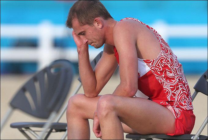 Александр Лесун остался без олимпийской медали