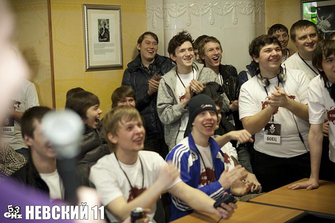 Point Blank Cyber Series 1: Санкт-Петербург