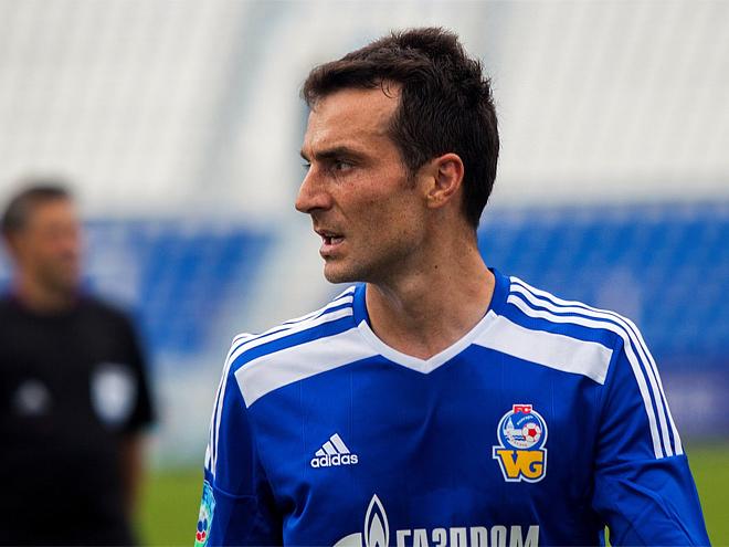 Серб Бранимир Петрович из «Волгаря» давно стал в нашем футболе своим