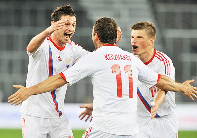 Италия — Россия — 0:3. 1 июня 2012 г.