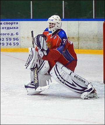 Иван Бочаров в юниорской сборной России