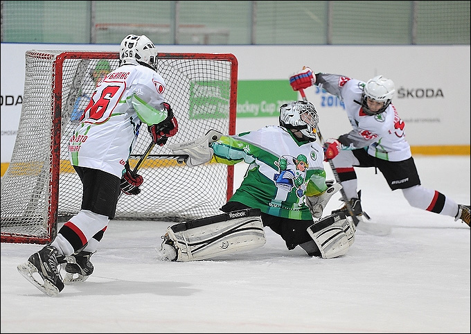 ŠKODA Junior Ice Hockey Cup 2013 года
