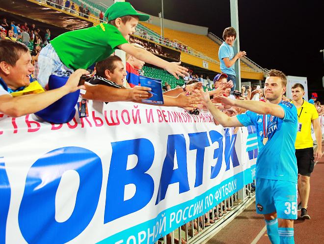 Как отразится чемпионат мира на Игоре Акинфееве?