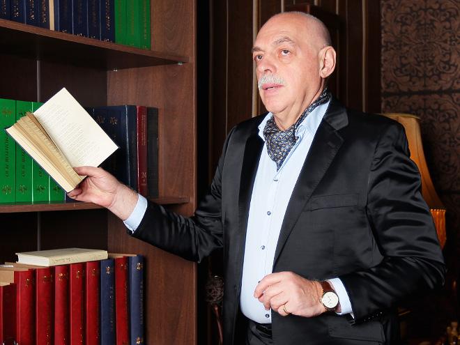 Лев Россошик
