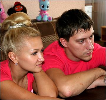 Елена и Александр Майер