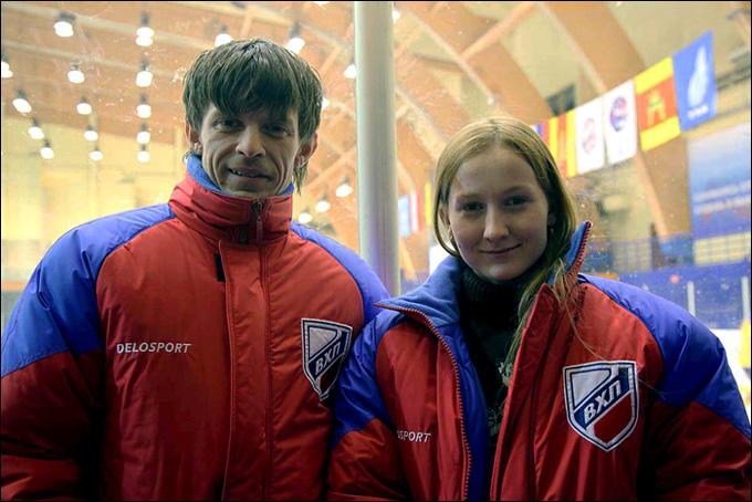 Виктор и Анна Черняевы