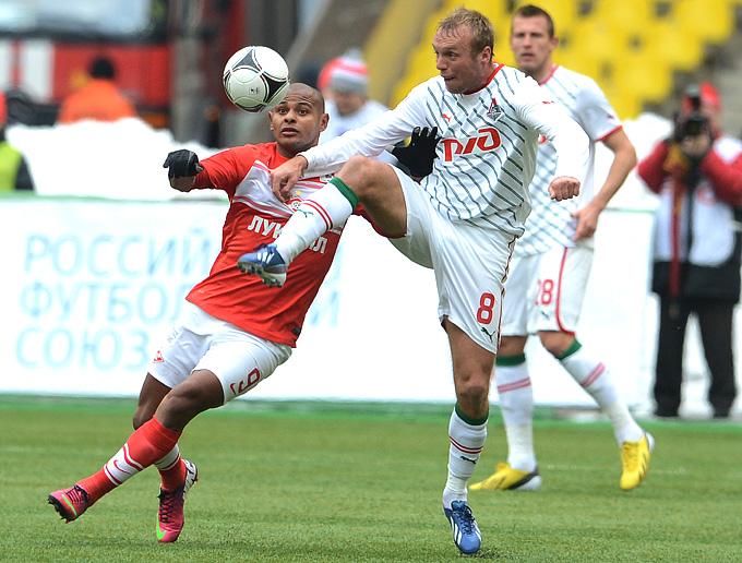 Спартак (Москва) – Локомотив (Москва) – 0:0