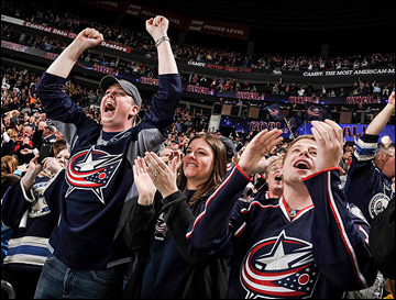 "Итоги сезона НХЛ. ""Коламбус Блю Джекетс"""