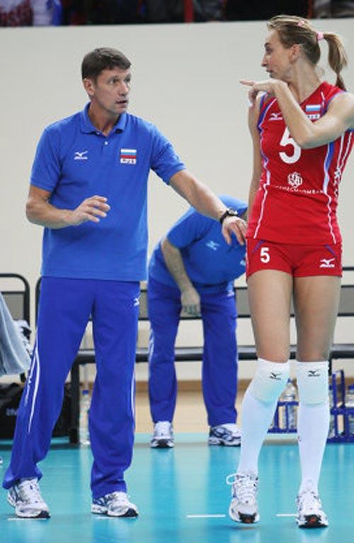 В Токио сборная России выступит без Любови Соколовой