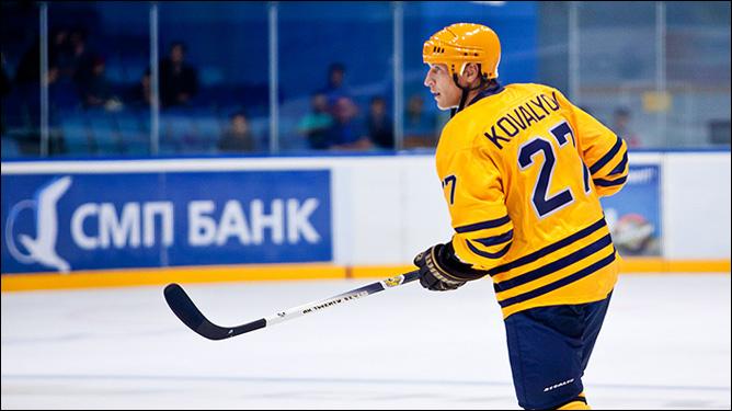 Не Kovalyov, а Kovalev – почувствуйте разницу!