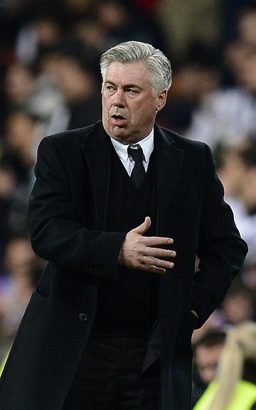 """Карло Анчелотти находится в поиске идеальной схемы для """"Реала"""""""