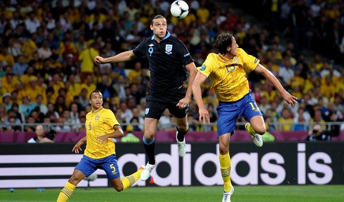 Швеция — Англия