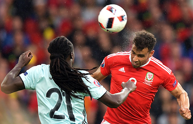 Мгновения 18-го игрового дня Евро-2016