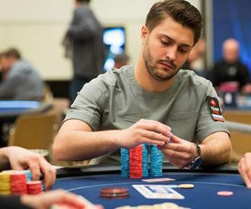 Максим Лыков занял 4-е место в турнире хайроллеров