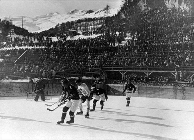 Первый расцвет германского хоккея пришёлся на то время, когда ещё не было Советского Союза