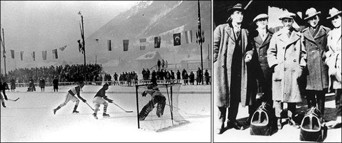 Неизвестно, как далеко ушёл бы немецкий хоккей, если бы не две мировые войны