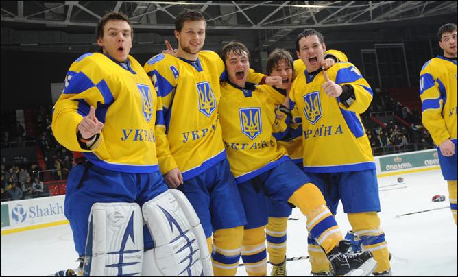 18 декабря 2011 года. Чемпионат мира (U-20). Дивизион II. Украина – Литва – 3:2 ОТ.