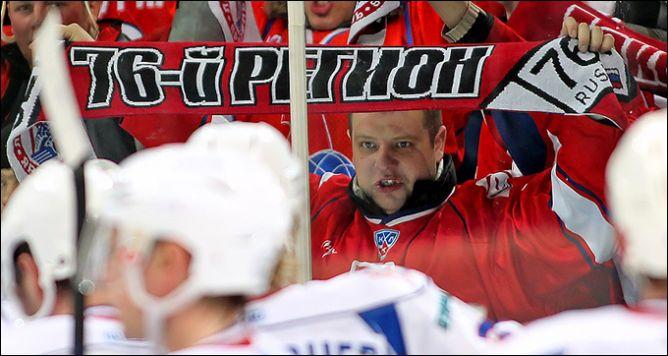 22.12.2010. КХЛ. Локомотив - Торпедо - 5:1. Фото 03.