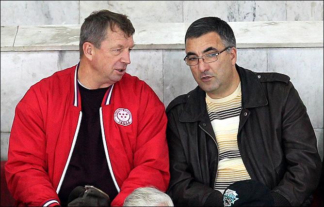 Сергей Гимаев и Леонид Вайсфельд