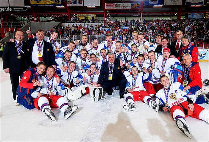 Сборная России – бронзовый призёр юниорского чемпионата мира 2011 года