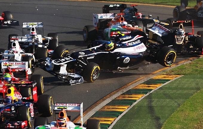 Гран-при Австралии-2012
