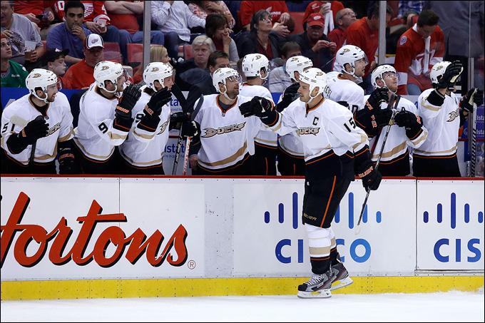 """4 мая 2013 года. Детройт. Плей-офф НХЛ. 1/8 финала. Матч № 3. """"Детройт"""" — """"Анахайм"""" — 0:4. Неожиданная развязка"""